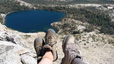 Hike to Yosemite's Geographic Center