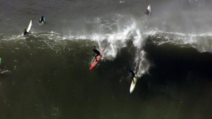 Mavericks: How to Watch the Famous Surf Contest