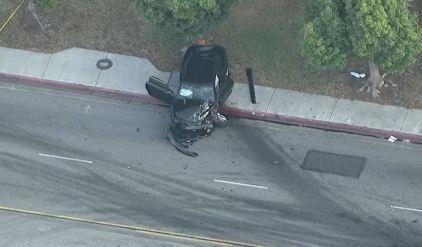 Innocent Person Killed in Pursuit Crash