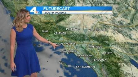 Widespread cloud cover will clear into afternoon sunshine. Crystal Egger has the Memorial Day forecast on Monday, May 30, 2016.