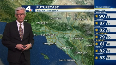 It will continue to be humid as monsoonal moisture lingers across SoCal. Fritz Coleman has the forecast for the NBC4 News on June 28, 2016.