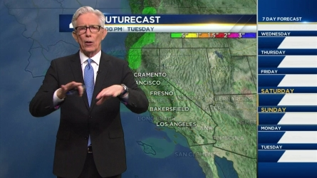 It'sll be warm in Southern California. Fritz Coleman has the forecast for the NBC4 News at 5 p.m. on Tuesday, May 3, 2016.