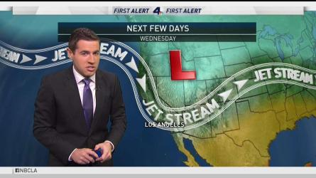<p>Temps drop in SoCal. David Biggar has your First Alert forecast for the NBC4 News on Friday, Nov. 24, 2017.</p>