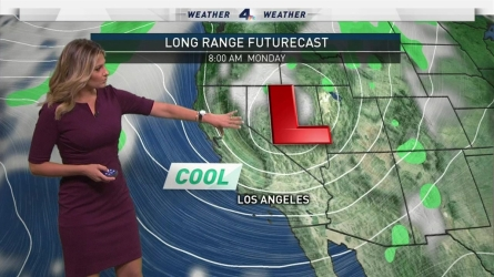 The last day of September will bring in a slight cooling trend. Crystal Egger has the forecast on Friday, Sept. 30, 2016.
