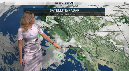 The weather pattern will stabilize starting today as showers continue to diminish across California. Crystal Egger has your First Alert Forecast on Tuesday, Jan. 24, 2017.