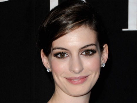 Anne Hathaway Steps In as Face of Oscar Nominations