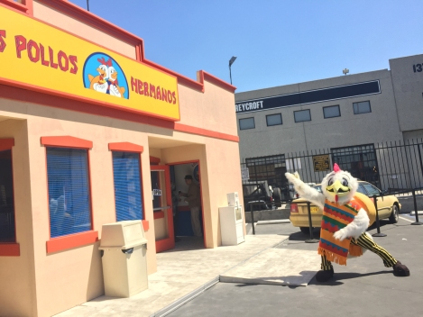 Go Inside: 'Breaking Bad' Los Pollos Hermanos Pop-Up