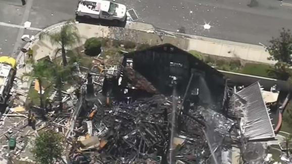 Authorities Are Investigating Murrieta Gas Explosion