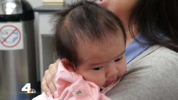 Baby Gets Miracle Spina Bifida Surgery While Still in Womb