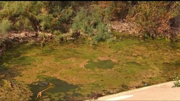 Homeless Camps in San Gabriel Valley Threaten Water Supply