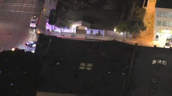 Three Armed Robbers Lead Police on Pursuit