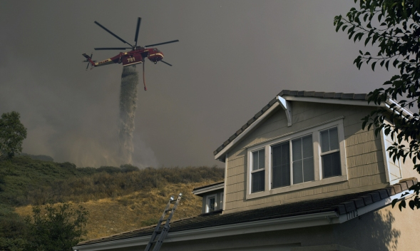 Most Sand Fire Evacuees Allowed to Return Home