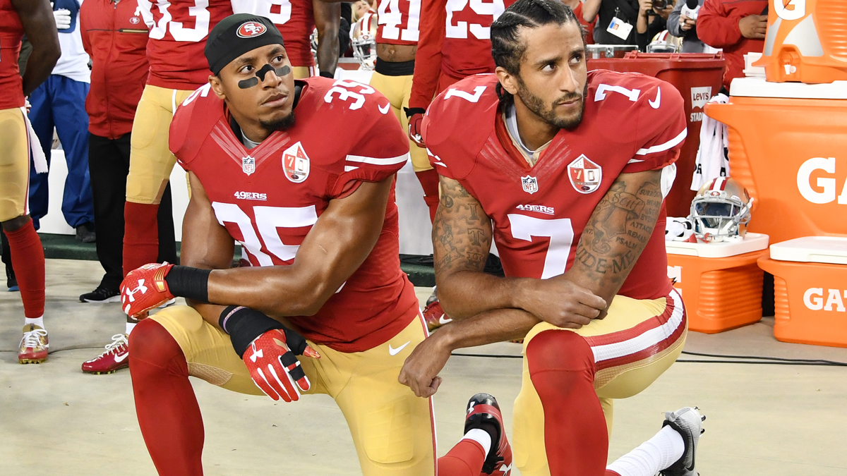 Kaepernick, NFL Reach Settlement After Collusion Claim