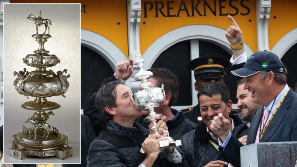 Is the Preakness' Trophy the Most Expensive in US Sports?
