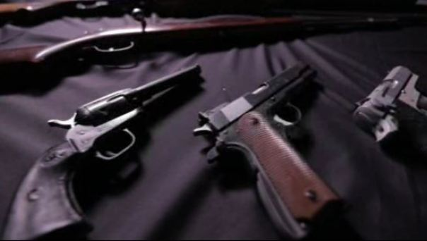 Stolen Guns Linked to California Crimes