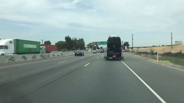 710 and 5 Freeways Most Impacted by Big Rigs in SoCal
