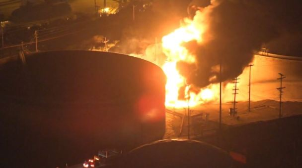 Fire Not Expected to Increase Prices at the Pump