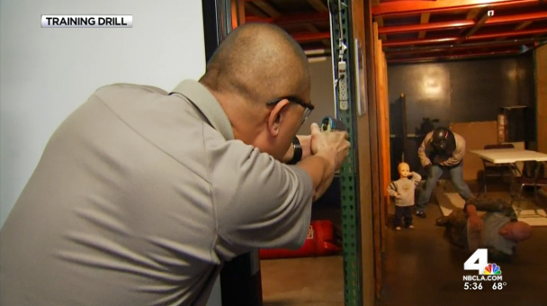 Employers Turn to Active Shooter Training
