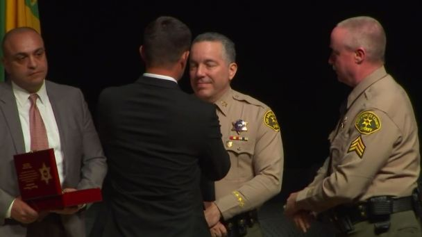 Fired Deputy Calls Allegations 'Domestic Vengeance'