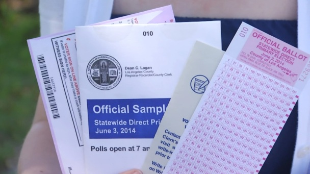 Duplicate Ballots Sent to LA County Voters