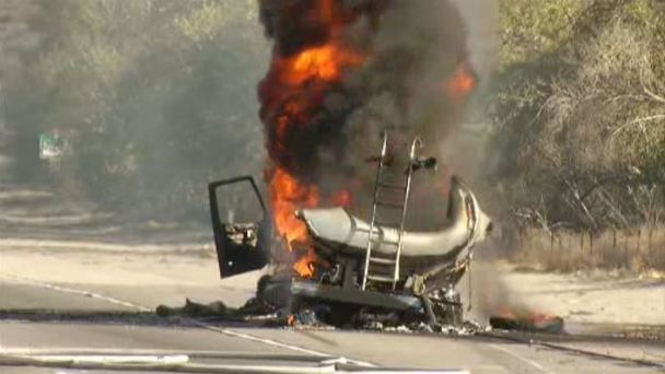 Feds Target Dangerous Gas Tankers on SoCal Roadways