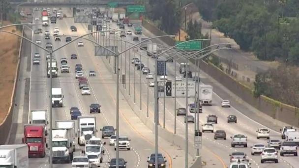 '60 Swarm' Freeway Project Begins This Weekend