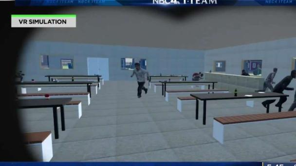 Researchers Use Active Shooter Simulator to Design Safer Schools