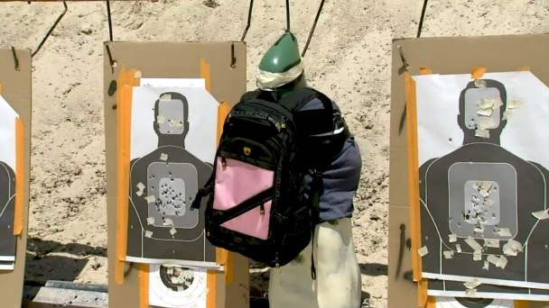 Can This Backpack Protect Kids From School Shooters?