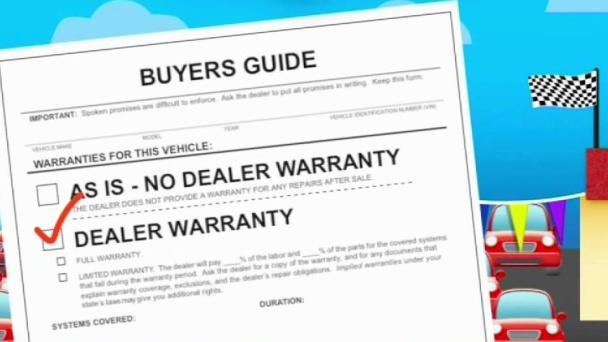 California Law Shields Customers From Shady Car Dealers