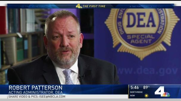 DEA Chief Speaks