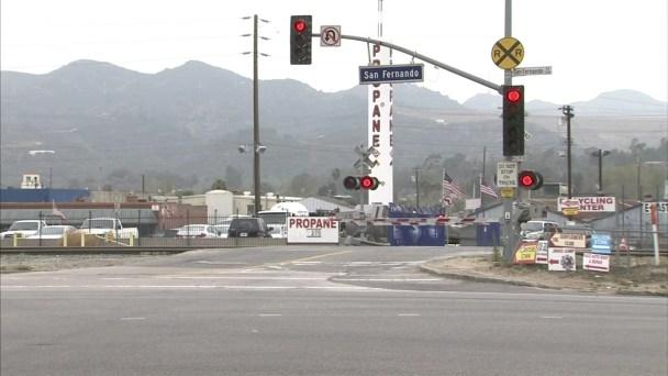 Fate of Dangerous LA Rail Crossing Considered