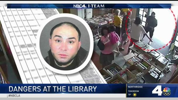 Disturbing Incidents Reported at LA City Libraries