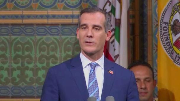 Fact Check: Garcetti's State of the City Address