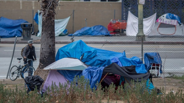 Los Angeles Takes Another Step Toward Homeless Housing