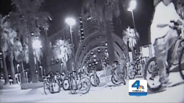 Investigation Exposes Bike Theft Epidemic