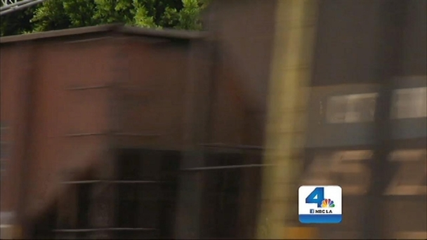 CA Leads Nation in Fatal Crashes at Train Crossings
