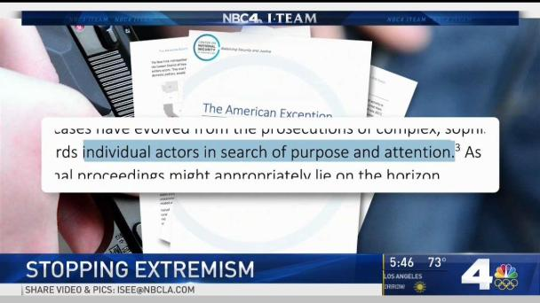 LAPD Program Prevents Acts of Terrorism