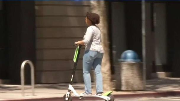 Electric Scooters to Officially Get Green Light From LA County