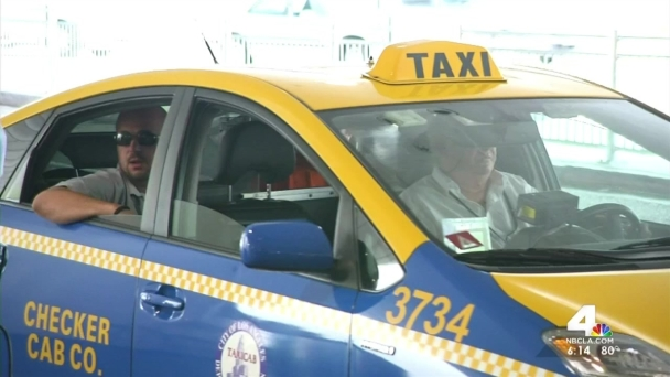 LAX Police Crack Down on Rideshare Services