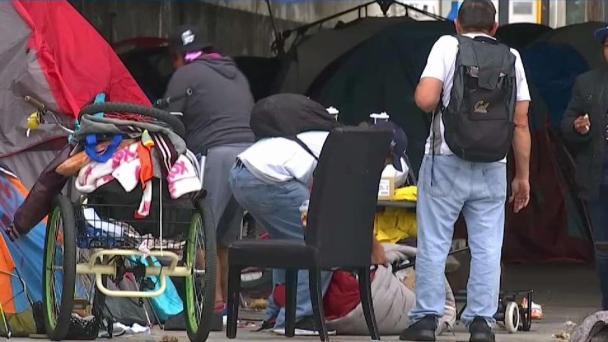 New Report Examines Tax Money Impact on LA's Homeless
