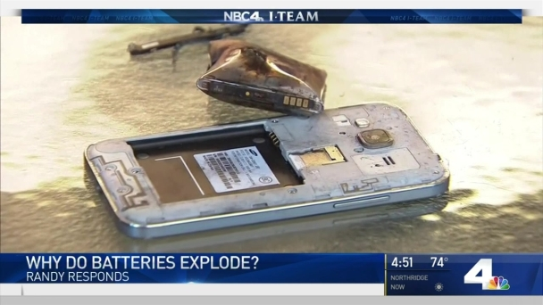 Why Do Cellphone Batteries Explode?