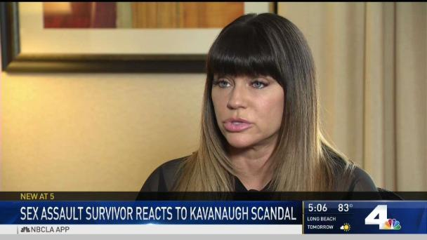 Sex Abuse Survivor Reacts to Kavanaugh Scandal