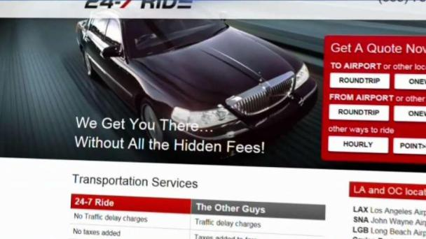 Shuttle Service May Be Operating Illegally