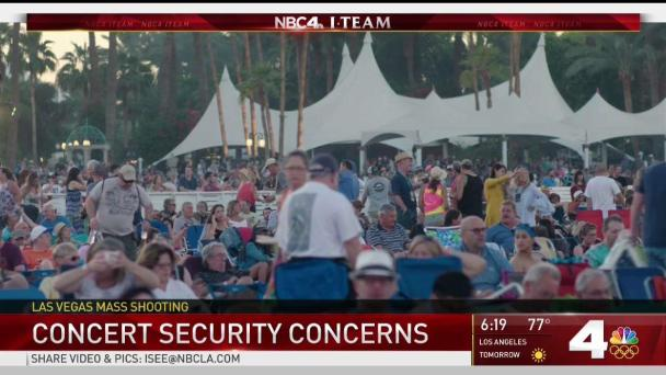 After Las Vegas Tragedy, SoCal Venues Review Security