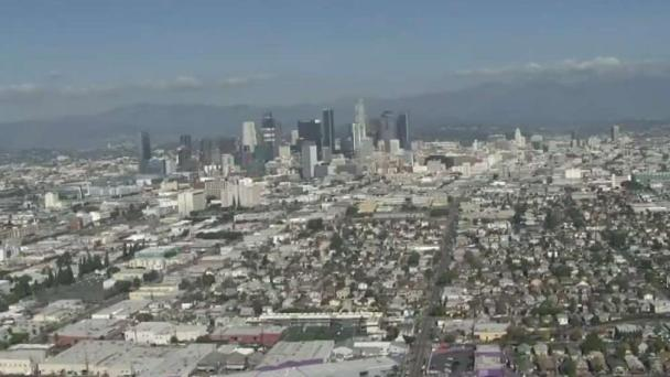 Map Shows Areas of LA With Biggest Spikes in Homeless