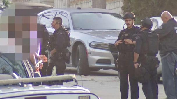 After Morning Raids in Two Counties, 3 Suspects Arrested in Killing of Off-Duty LAPD Officer
