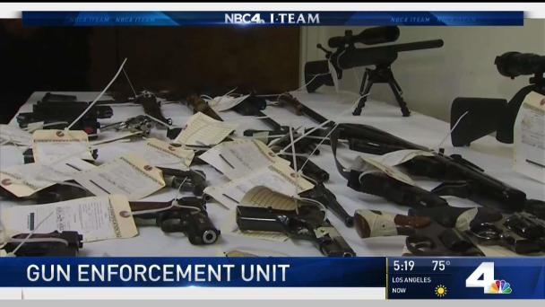 Unique California Unit Removes Weapons From Criminals