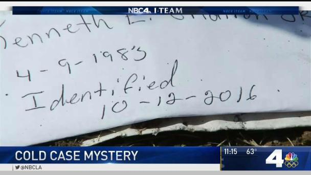 Unmarked Grave Holds Clues to Disappearance of Child