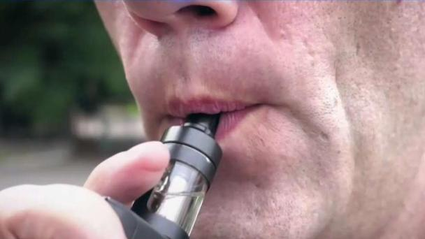 Vaping Company's Ads Under Fire