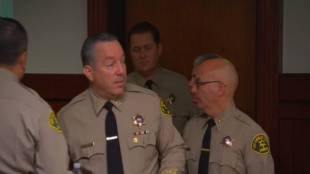 LA County Sheriff Fires Deputy, Criminal Charges Likely